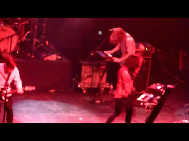 The Naked And Famous - Young Blood (Fonda Theatre, Los Angeles CA 10/17/11)