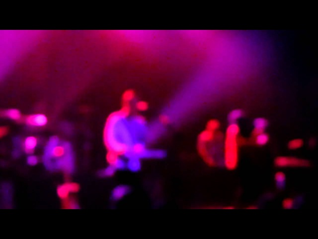 The Naked And Famous - Bells (Fonda Theatre, Los Angeles CA 10/17/11)