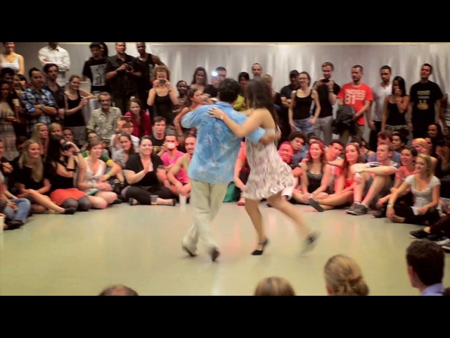 Forró de Domingo Festival 2013 - Daiara Marcio Thursday - Stuttgart, Alemanha