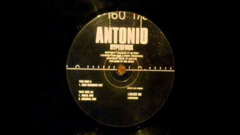 UK Garage - Antonio - Hyper Funk
