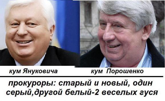 ВР согласилась назначить новым генпрокурором Шокина - Цензор.НЕТ 9230