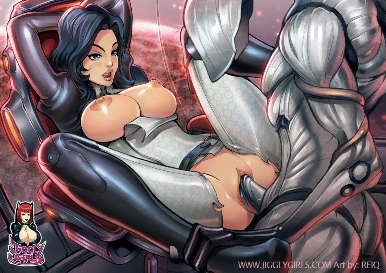 Mass effect women hentai gallery nackt clip