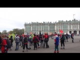 Роллер пробег посвященный 70-ти летию Победы г. Санкт-Петербург