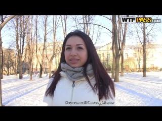 Пикаперы сняли русскую телку и трахнули в парке фото 352-832