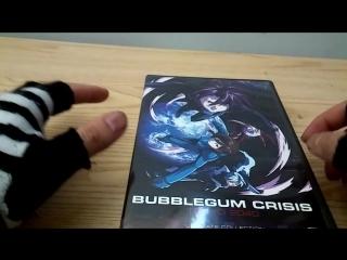 Bubblegum Crisis Tokyo 2040 - Unboxing Review