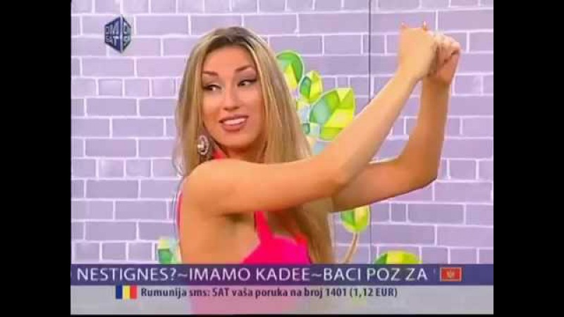 Rada Manojlovic - S mora na planine - Maximalno opusteno - (TV DM Sat 15.02.2015.)