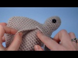 Невидимый шов для сшивания игрушек