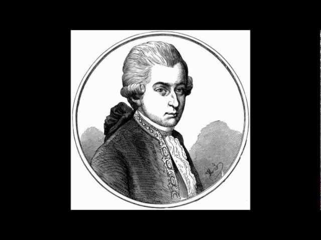 Mozart - Leck mich im Arsch - Canon in B flat for 6 Voices, K. 231 / K. 382c