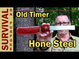Old Timer Hone Steel Review - Survival Gear