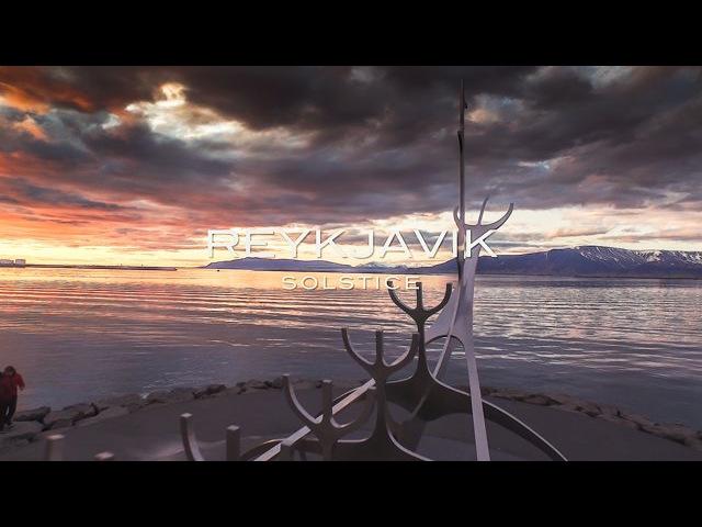 Reykjavik Solstice 4K