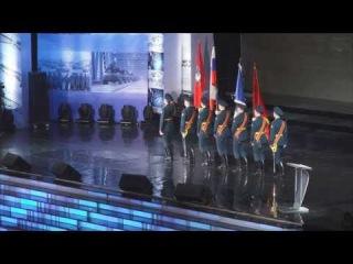 Концерт к 25-летию вывода советских войск из Афганистана .Москва.
