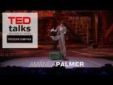 TED RUS x ������ ������ ��������� �������  Amanda Palmer The art of asking