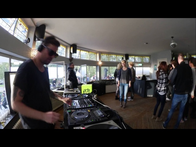 NDS Tv w/ Cesare vs Disorder @ 't Blauwe Theehuis ADE