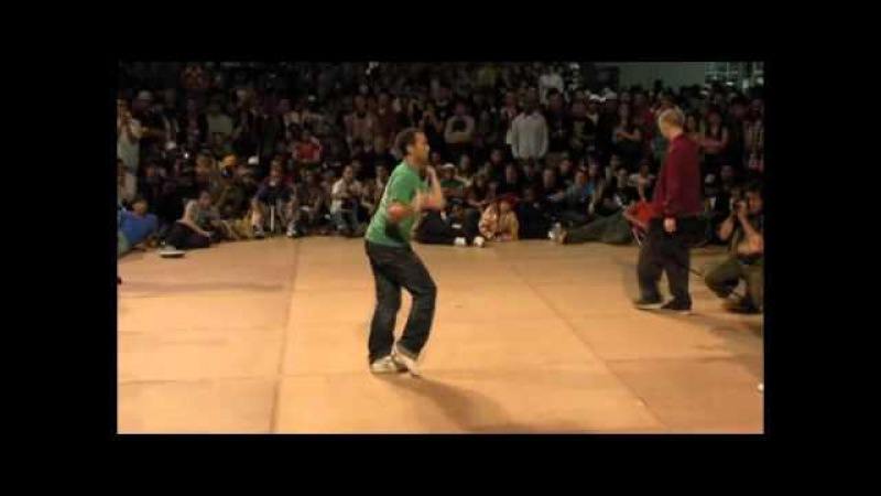 IBE 2009 Salah friends vs Bionic Celebration (Popping Battle) (Part 1/5)