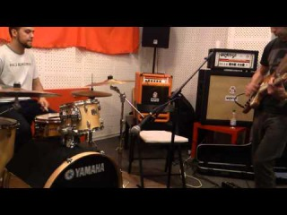 Саша Романов Владимир Мантуров Jam bass&drums fender jazz bass'74 slap funk orange markbass compressore yamaha ритм груп