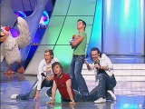 КВН Обычные люди - 2007 Высшая лига Вторая 1/8 Музыкалка