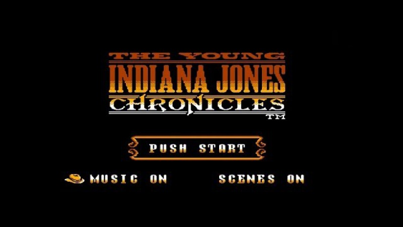 The Young Indiana Jones Chronicles NES Gameplay No Death (ULTRA HD - 4K)