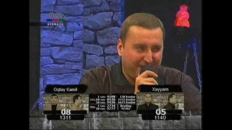 Oqtay Kamel vs Xeyyam - Get uzuvu yu, qadan allam senin