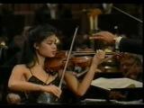 Vanessa-Mae Beethoven romance n.2 in F op. 50 part 2