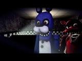 [FNAF SFM] FNAF 4 Trailer : Bonnie and Foxy React!
