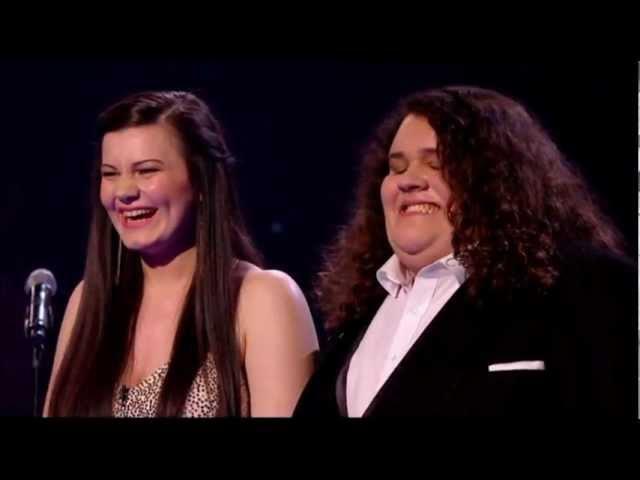 Jonathan Charlotte - The Prayer IN FULL (Britain's Got Talent Final 2012)