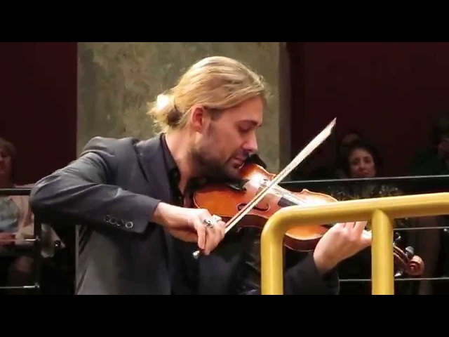 David Garrett - Wien 03.05.15 - Caprice No. 14 - Paganini