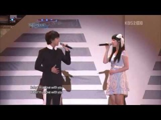 Dream concert 2011 - Suzy Sam dong (Soo hyeon) - Maybe