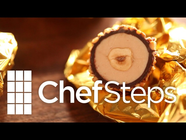 Foie Gras Rocher Recipe - ChefSteps