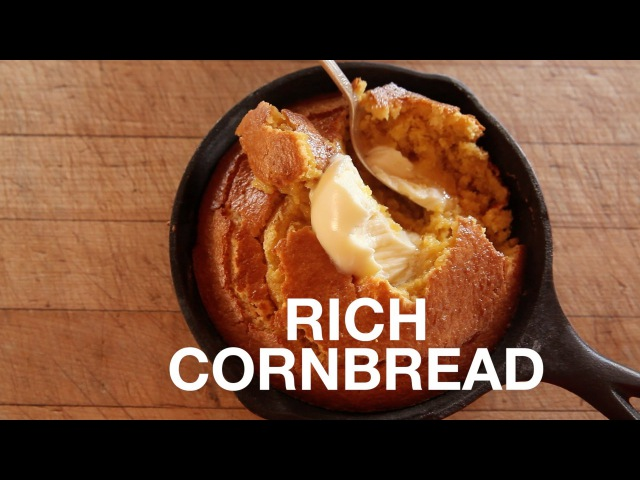 Rich and Moist Cornbread Recipe • ChefSteps