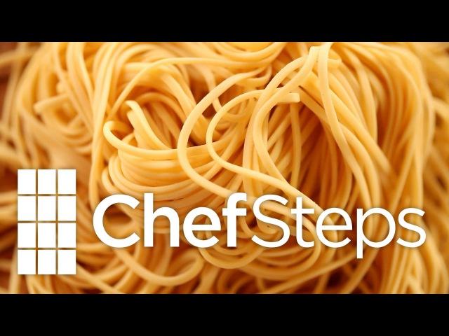 Fresh Pasta Recipe - ChefSteps