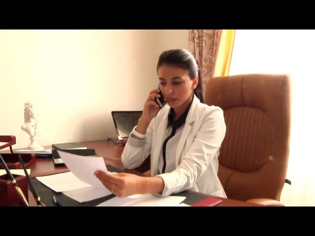 Полуфиналистка конкурса Мисс Офис - 2015 Балоян Виктория г.Казань