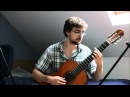 Gothic 3 - Vista Point Classical Guitar Cover (by Harry Murrell)