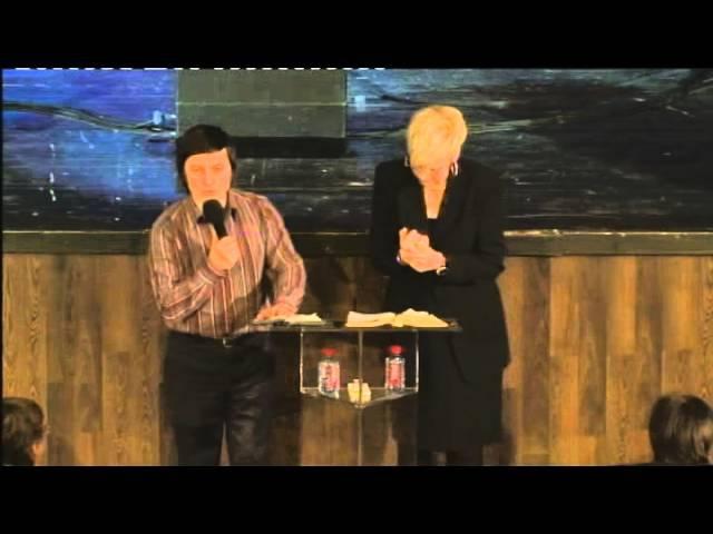 Богослужение 13 11 2012 2 Pastor Nancy Dufresne
