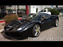 First 2015 Ferrari 488 GTB on the roads | Acceleration Overview