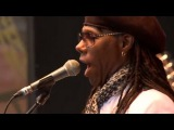 Chic feat. Nile Rodgers - Le Freak - live at Eden Sessions 2013