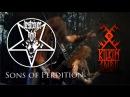 DESTRÖYER 666 - Sons of Perdition live at KILKIM ŽAIBU 15