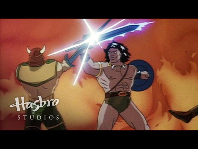 Conan the Adventurer Theme Song