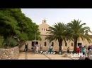 Ярденит (Иордан)+ Табха + Назарет * Yardenit+Tabgha+Nazareth