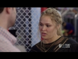 2 Point Lead: Trading punches with Ronda Rousey
