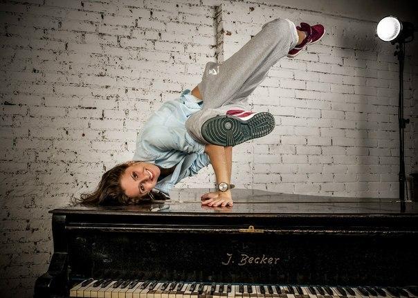 Афиша Владивосток Мастер-классы Тани Юзифович (Москва) hip-hop, dh