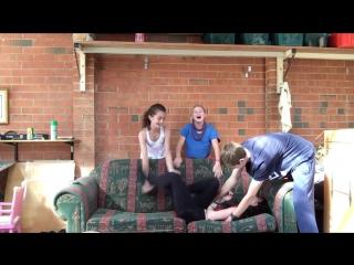 Tickle Torture Challenge