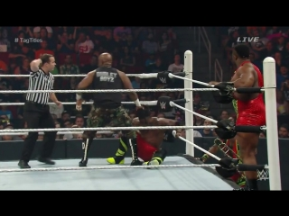 №4░▒▓█ The New Day vs. Dudley Boyz TagTeam Титул ч.2 █▓▒░
