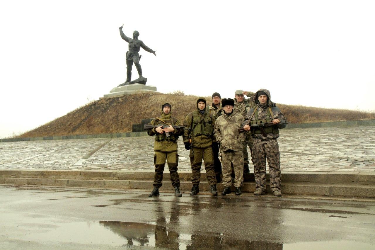 Лимонов в Новороссии