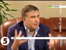 Галстукоед Саакашвили живёт в параллельном мире