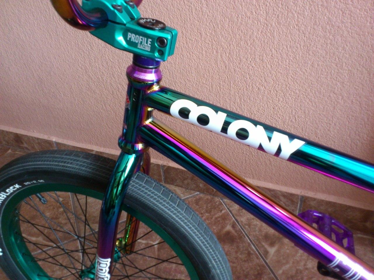 colony frame