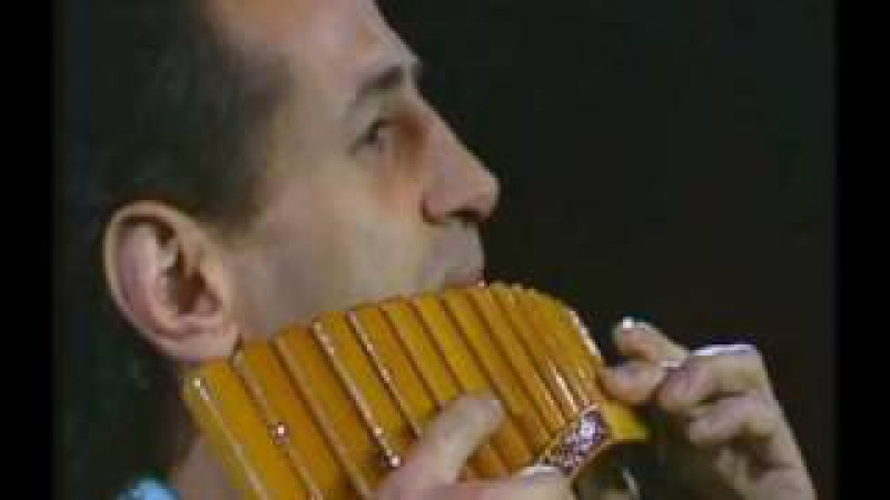 Gheorghe Zamfir James Last The Lonely Shepherd