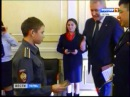 Пермские кадеты получили паспорта