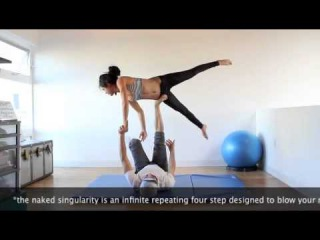 AcroYoga Training Video: Ninja Star & the Naked Singularity (courtesy of Daniel Scott Yoga)