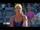 [HD] Victoria Azarenka vs Caroline Wozniacki Highlights ROME 2015