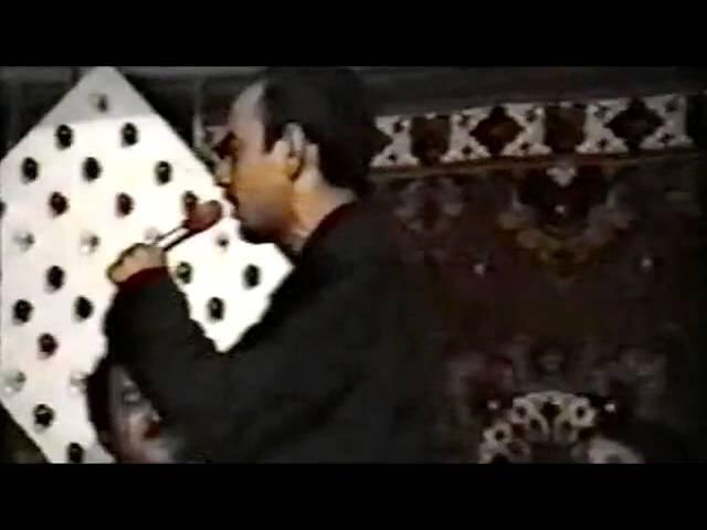 Oldum alkaqolik nəşəxor Elçin Vüqar Məşədibaba 1991 Meyxana